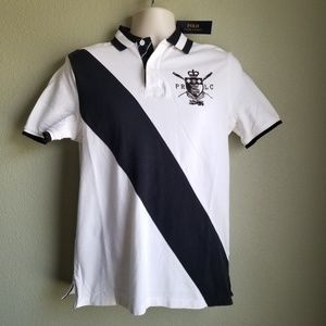 NWT Polo By Ralph Lauren rugby shirt